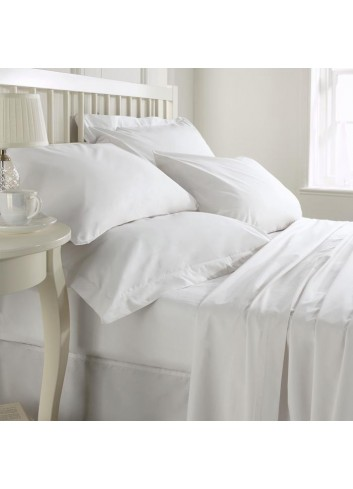 Fitted Sheet 600 Thread Egyptian Cotton Sateen