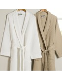 Bathrobes Waffle Collection - 100% Cotton