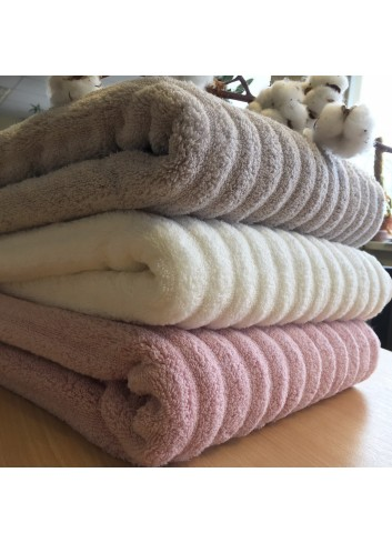"Bathroom Towels ""Zero Twist"" 550 gsm"