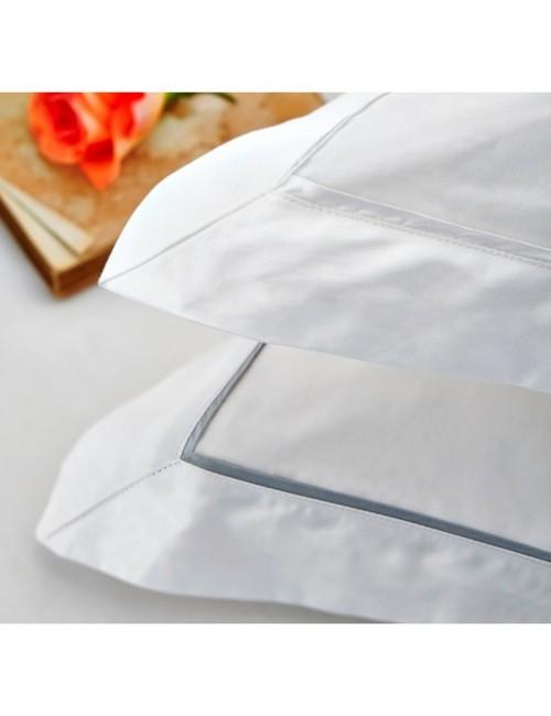 Sábana ajustable 300 hilos Hotel Classic - Color Blanco
