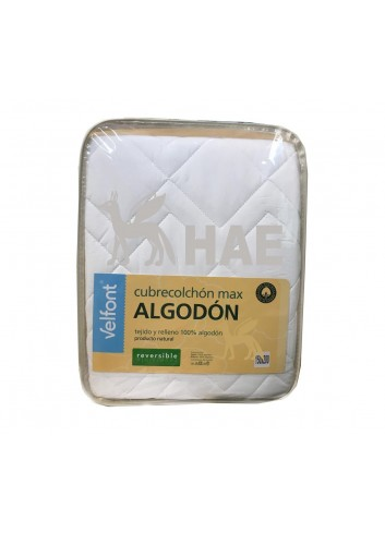 MAX Cotton quilted mattress protector