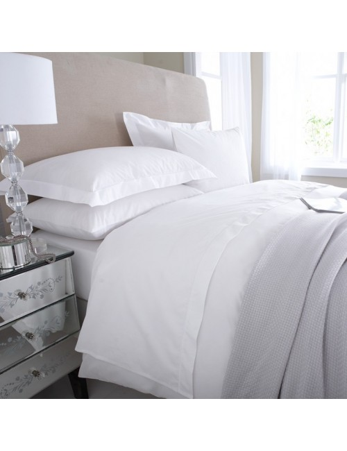 Egyptian Cotton Percale 200TC Duvet cover