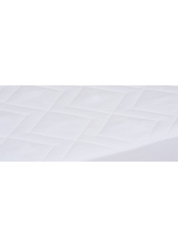 Aloe Vera Reversible quilted mattress protector