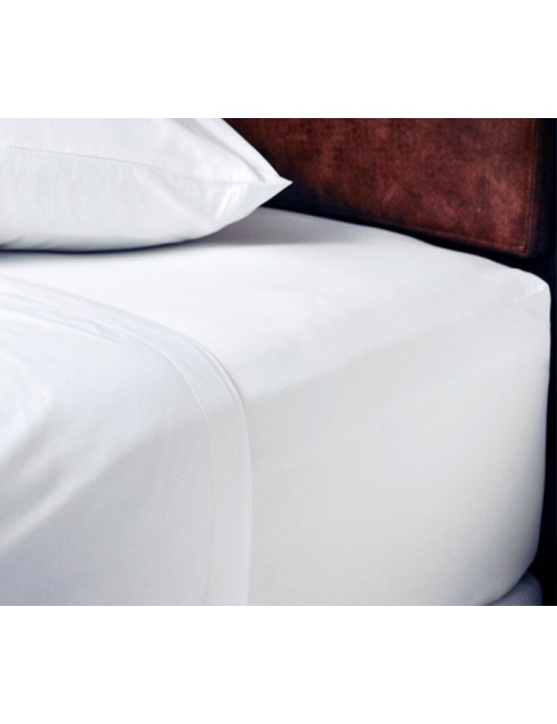 Fitted Sheet 800 Thread Superior Egyptian Cotton Sateen