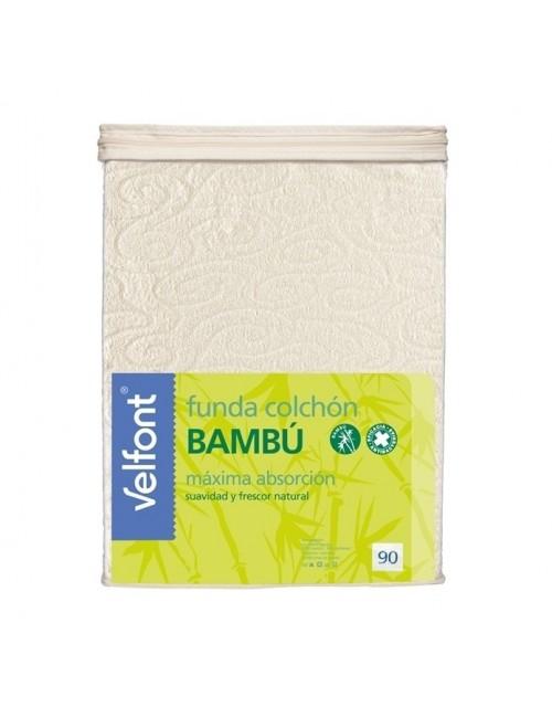 Funda colchón Bambú