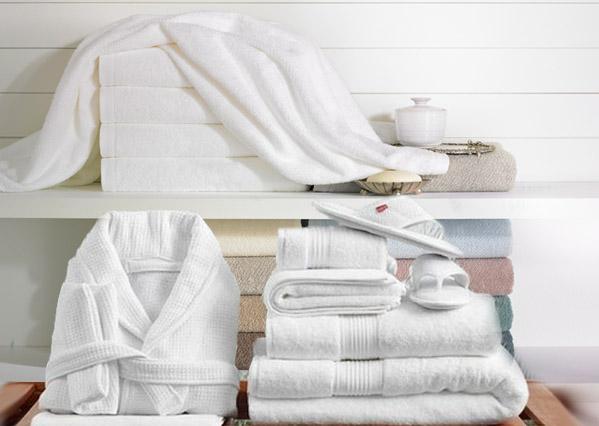 lenceria de baño & spa